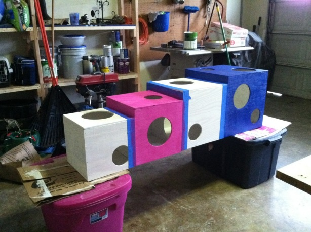 How To Make Cat Condos Out Of Cardboard