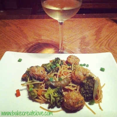Grilled Sriracha-Sesame Turkey Meatballs Recipes — Dishmaps