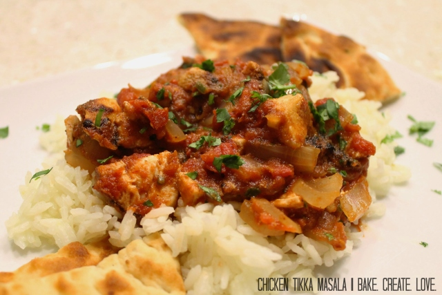 Bake.Create.Love.-Chicken Tikka Masala