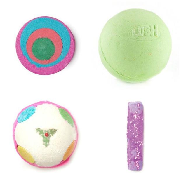 Lush Bath Bombs - Bake. Create. Love.
