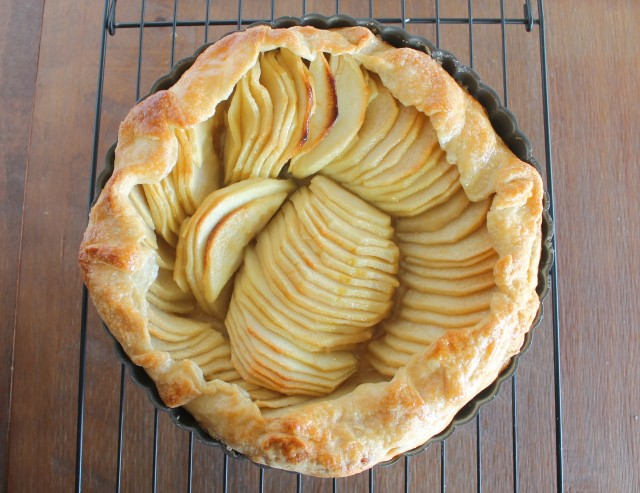 Bake. Create. Love.   Alice Water's Apple Tart