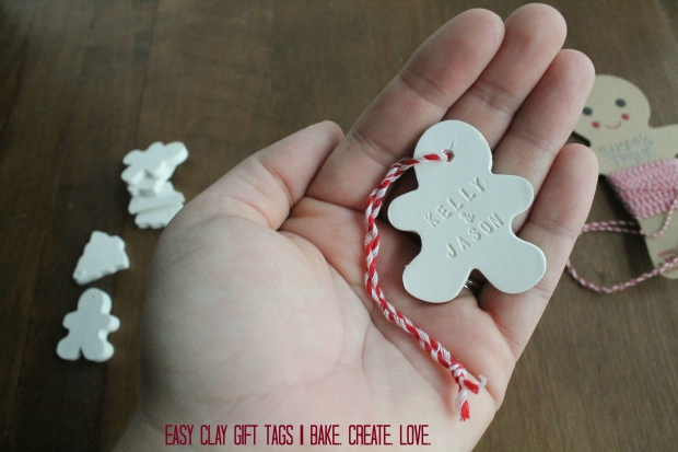 Clay Gift Tags 9 - Bake. Create. Love.