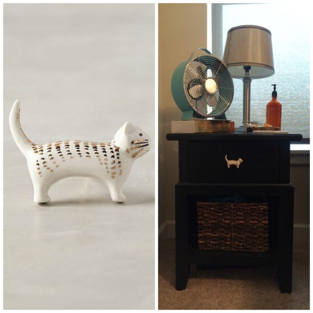 cat drawer pulls