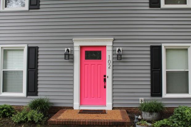 Bake. Create. Love.   Pink Door Grey House